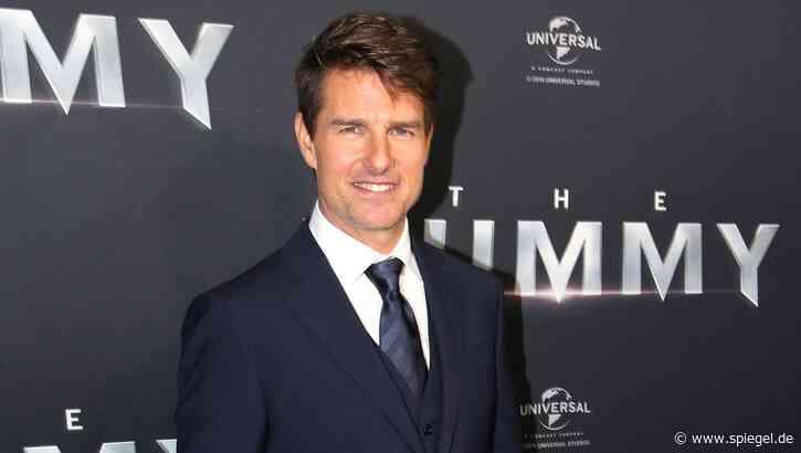 Aus Protest wegen fehlender Diversität: Tom Cruise gibt offenbar Golden Globes zurück - DER SPIEGEL