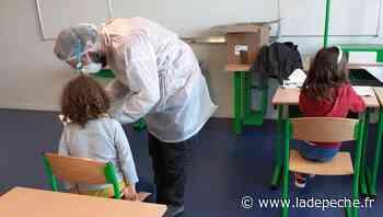Beauzelle : tests salivaires dans les écoles - ladepeche.fr