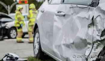 Tres muertos y dos heridos dejó accidente de tránsito en Buriticá - Caracol Radio