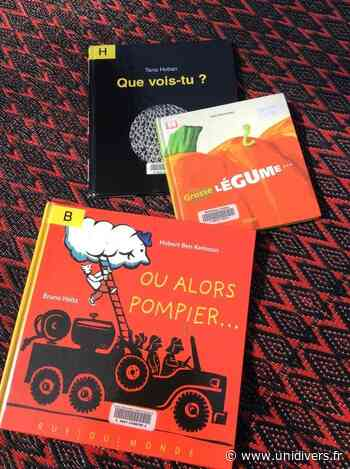 1001 histoires de 3 à 6 ans Médiathèque Saint-Marceau Orleans - Unidivers