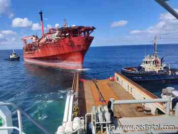 Gallery: Petrojarl Banff FPSO Arrives in Denmark for Recycling - Offshore Engineer