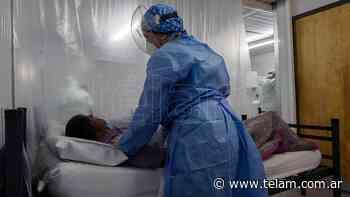 Murieron 496 personas y 24.475 fueron reportadas con coronavirus en el país - Télam