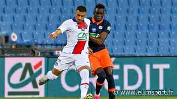 Montpellier Hérault - Paris Saint-Germain en direct - 12 mai 2021 - Eurosport - Eurosport FR