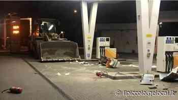 Assalto distributori con le ruspe in Fvg: arresti a Trieste e Romania - Il Piccolo