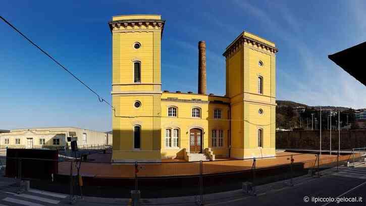 La Sottostazione elettrica del Porto vecchio di Trieste sede dell'Unione mondiale dei fisici - Il Piccolo