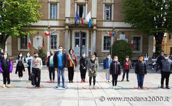 Insediamento nuovo Consiglio comunale dei bambini e dei ragazzi a Campogalliano - Modena 2000