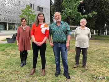 Le parti écologiste Europe Ecologie Les Verts présente 21 candidats titulaires en Gironde pour les élection... - RCF