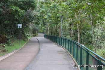 Com restrições sanitárias, Prefeitura de Itabirito reabre pista de caminhada do Parque Ecológico - Mais Minas