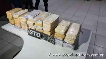 Operação da PM apreende 43 quilos de droga em Itaituba - Portal Santarém