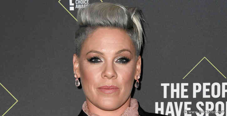 Pink Says It Was 'Unfair' How She & Other Female Artists Were Pitted Against Each Other