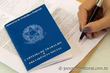 Vagas de Emprego: SINE de Itapema tem 47 vagas de emprego - Jornal Folha do Litoral