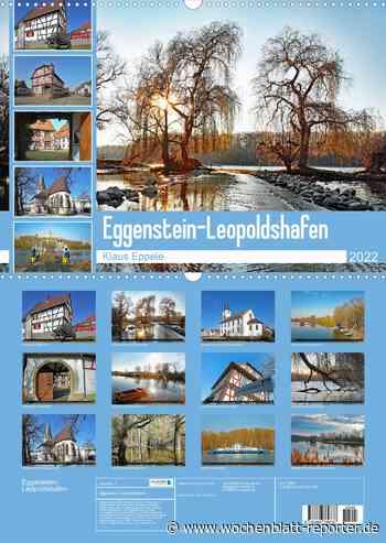Der neue Monatskalender des Fotografen Klaus Eppele aus Karlsruhe: Eggenstein-Leopoldshafen 2022 - Karlsruhe - Wochenblatt-Reporter