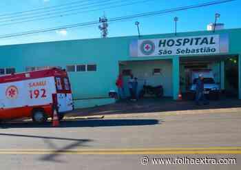 Adolescente morre em acidente de moto em Wenceslau Braz - Folha Extra