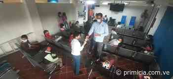 Oficina del Saime en San Félix atiende 50 niños diarios en jornada de cedulación por primera vez - Diario Primicia - primicia.com.ve