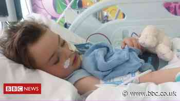 Covid-19: Rare condition leaves Gravesend boy fighting for life