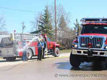Carrot River welcomes new fire truck - Nipawin Journal