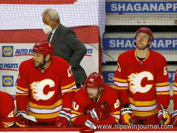 Flames officially eliminated from playoff contention - Nipawin Journal