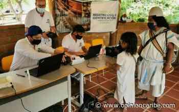 En Aracataca realizarán trabajos de registro – Opinion Caribe - Opinion Caribe