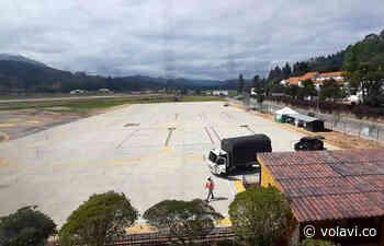 Operación temprana en aeropuerto Juan José Rondón de Paipa - volavi - volar · viajar · vivir