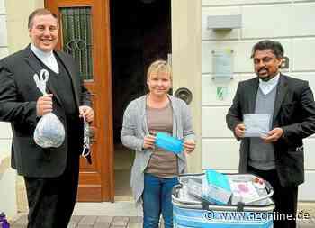 Gescher: Gescheraner sollen Alltagsmasken für Indien spenden - Gescher - Allgemeine Zeitung
