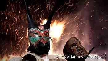 A Ottana le maschere parlano - La Nuova Sardegna