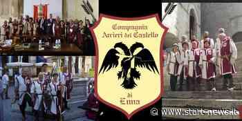 Enna – La compagnia Arcieri del Castello ad una manifestazione nazionale di arco storico a Todi – StartNews - StartNews
