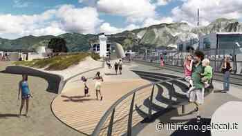 Carrara, nuova ciclabile e un ponte ad arco: ecco come cambia il fronte porto - Il Tirreno