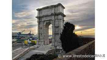 """La storia dell'Arco di Traiano: si scoprono i """"segreti"""" della città - il Resto del Carlino"""