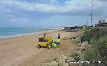 Sciacca, al via la pulizia straordinaria delle spiagge - Scrivo Libero
