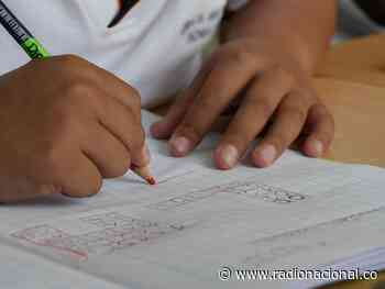 El proyecto educativo que busca acabar la pobreza en Montelíbano, Córdoba - http://www.radionacional.co/