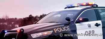 92-year-old Eganville man charged following collison - renfrewtoday.ca