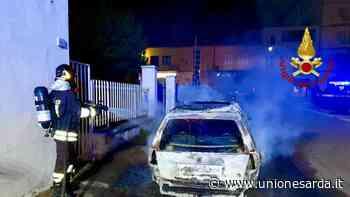 Olbia, allarme incendio nella notte: le fiamme distruggono un'auto - L'Unione Sarda.it - L'Unione Sarda