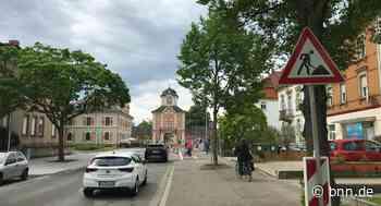 Rad-Agenda nimmt Schlossachse in Bruchsal kritisch unter die Lupe - BNN - Badische Neueste Nachrichten