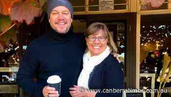 Where's Matt Damon off to next? - The Canberra Times