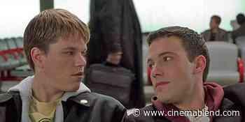 Matt Damon Weighs In On Ben Affleck And Jennifer Lopez Romance Rumors - CinemaBlend