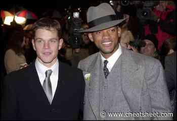 Why Will Smith's Golf Movie with Matt Damon Was a Major Turning Point - Showbiz Cheat Sheet