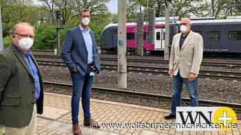 Millionenkur für den Pendlerbahnhof Meinersen-Ohof - Wolfsburger Nachrichten