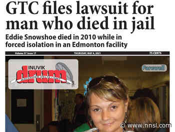 Inuvik Drum May 6 edition pdf download - Northern News Services