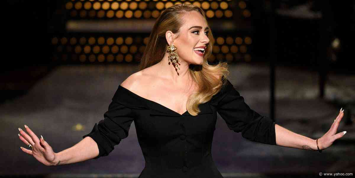 Adele Looks So Happy in Rare New Photos Shared for Her Birthday - Yahoo Lifestyle
