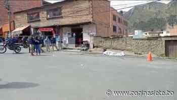 Detienen a los dos autores del asesinato en Villa El Carmen - Diario Pagina Siete