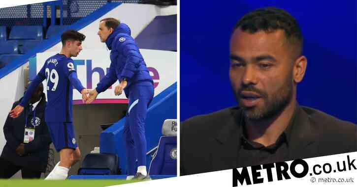 Ashley Cole criticises Kai Havertz and identifies Chelsea's 'problem' after Arsenal defeat