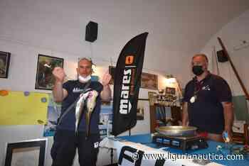 Paolo Robotti di Spotorno domina a Sestri Levante nella pesca subacquea in apnea - Liguria Nautica