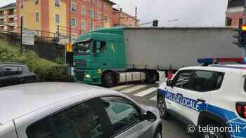 Chiusura viadotto A12, traffico fuori controllo a Sestri levante e Lavagna - Telenord
