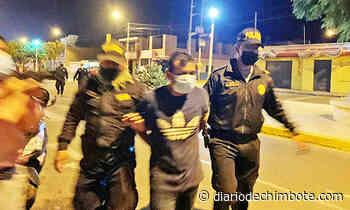 POLICÍA DE HUARMEY RECUPERA MICROBUS EN LA CIUDAD DE HUARAL - Diario de Chimbote