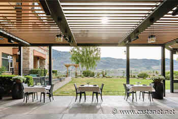 15 Park Bistro now open with expansive patio at Osoyoos' Watermark Resort - Penticton News - Castanet.net
