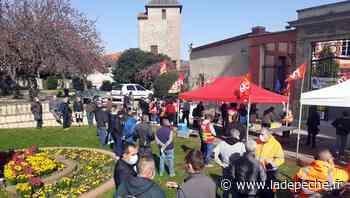 Dès aujourd'hui, préavis de grève illimitée à la mairie de Pamiers - LaDepeche.fr