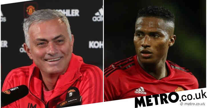 Jose Mourinho sends message to Antonio Valencia as former Manchester United captain announces retirement