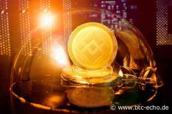 Rekord: Binance Coin (BNB) in Höhe von 60 Millionen US-Dollar verbrannt - BTC-ECHO