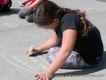 Chalk it Out - Wetaskiwin Times Advertiser