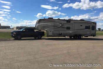 Fifth wheel RV stolen from Wetaskiwin RV Storage compound - Red Deer Advocate